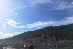 Gythio vom Hafen